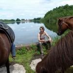 Sektempfang am Bauernsee